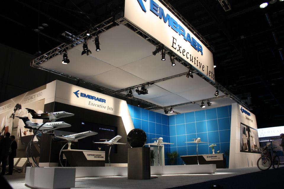 NBAA 2012 Embraer Exhibit