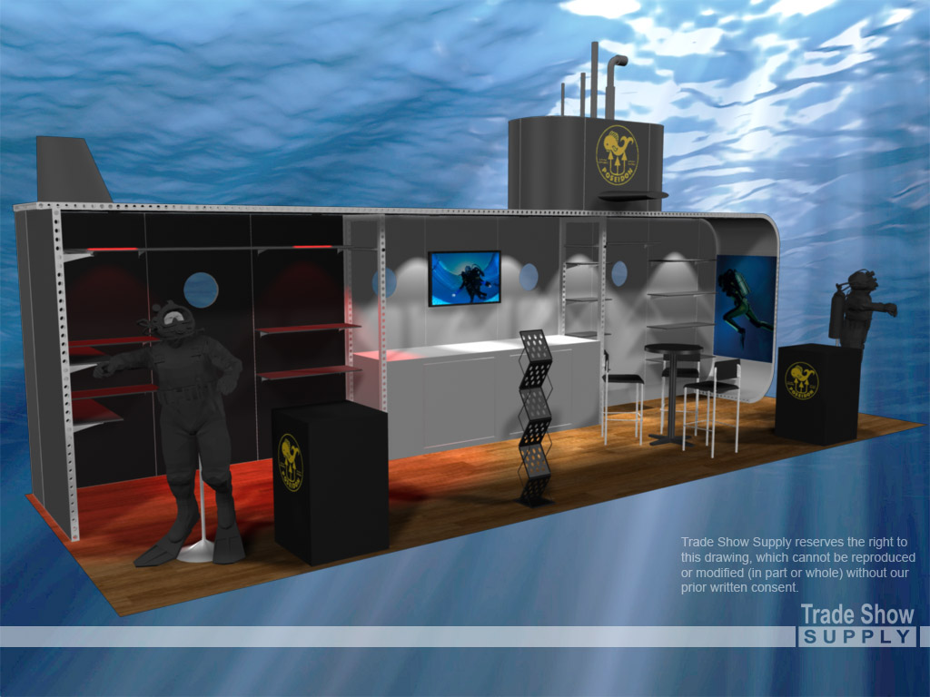 Exhibition Booth Hire Gold Coast : Gold coast exhibit trade show supply