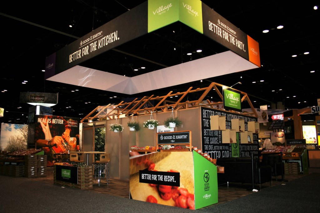 Trade Show Supply at Fresh Summit